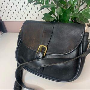 Coach vintage crossbody leather bag